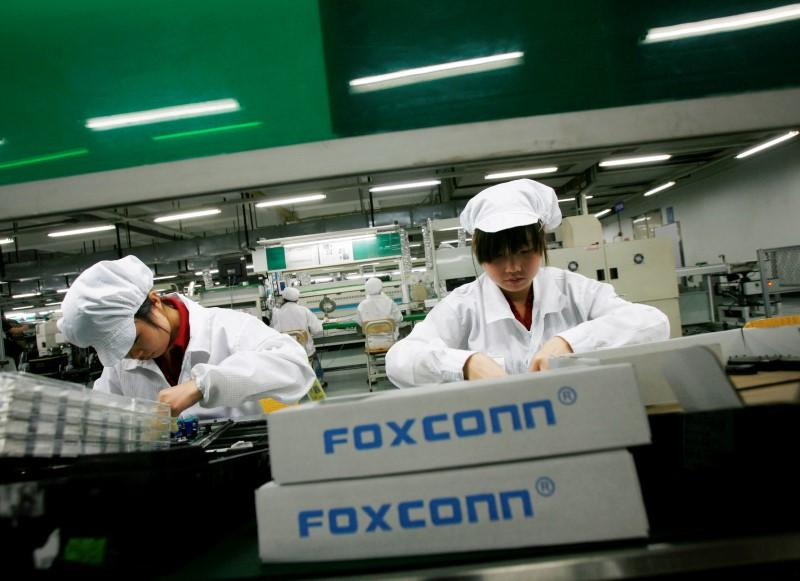 Image result for Apple and Foxconn Say They 'Discovered' Illegal Student Labor at an iPhone X Factory in China